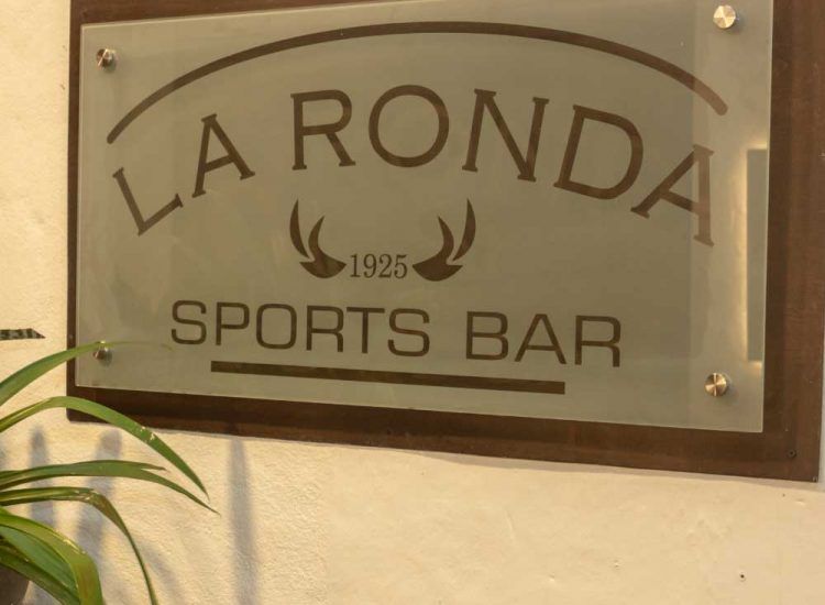 Bar La Ronda