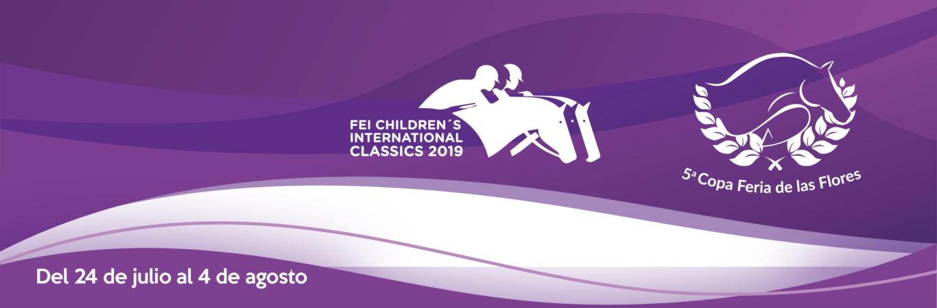FEI Children's International Classics 2019