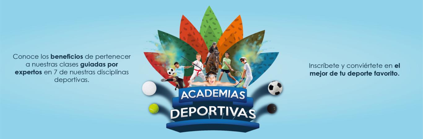 Academias Deportivas
