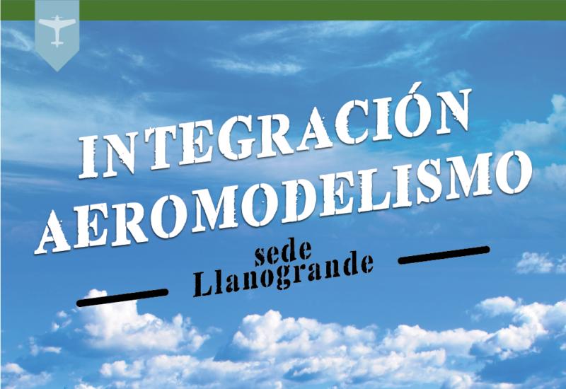 Integración  de aeromodelismo