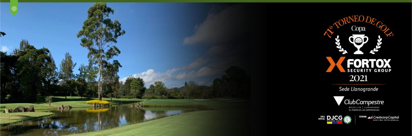 Torneo de Golf Copa Fortox